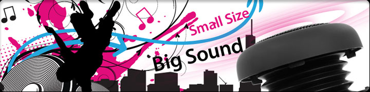 Small Size Big Sound