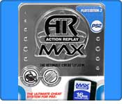 Action Replay MAX Limited Edition 16MB - PAL PS209