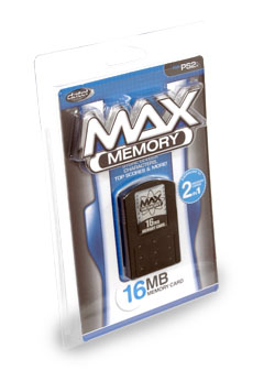 MAX Memory 16MB - PAL PS213