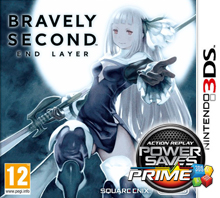 Powersaves Prime for Bravely Second End Layer (EU) EF001227