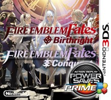 Powersaves Prime for Fire Emblem Fates Special Edition (US) EF001220