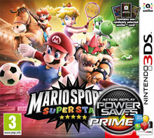 Powersaves Prime for Mario Sports Superstars