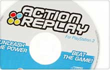 PS2 Action Replay